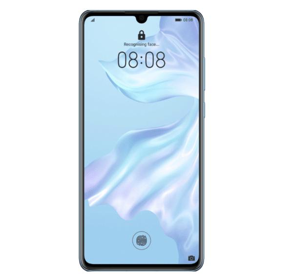 Huawei P30, Dual SIM, 128GB, Breathing Crystal