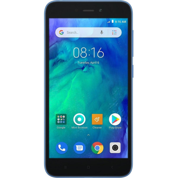 Xiaomi Redmi Go, Dual Sim, Blue
