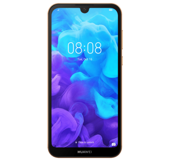 Huawei Y5 2019, Dual SIM, 16GB, Amber Brown
