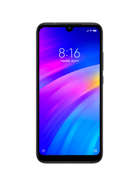 Xiaomi Redmi 7, Dual SIM, 16GB, Eclipse Black