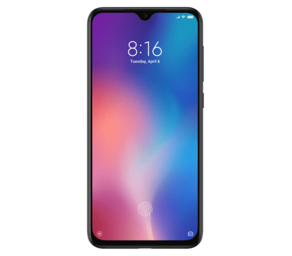 Xiaomi Mi 9, Dual SIM, 64GB, Piano Black