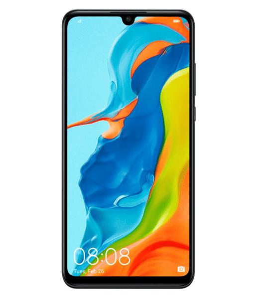 Huawei P30 lite, Dual SIM, 128GB, Black