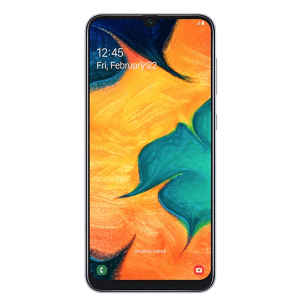 Samsung Galaxy A30, Dual SIM, 64GB, white