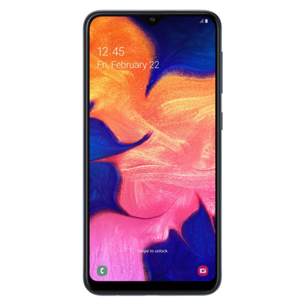 Samsung Galaxy A10, Dual Sim, 32GB, Black