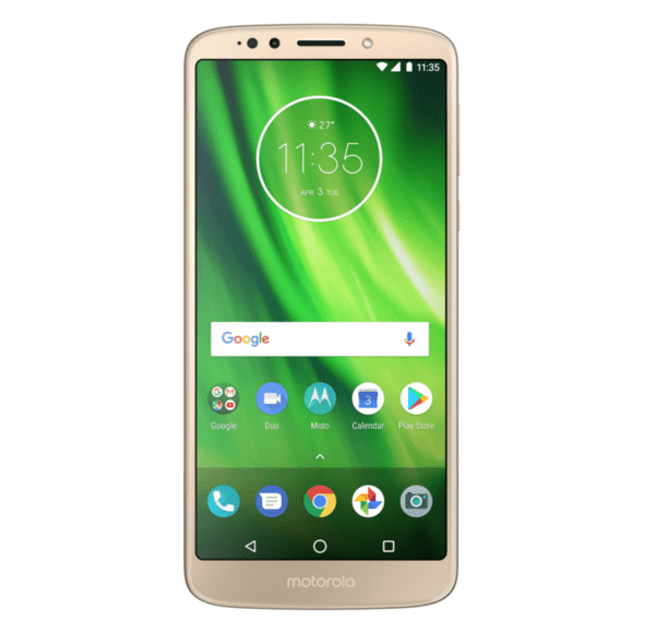 Motorola Moto G6 Play, Dual SIM, 32GB, Gold