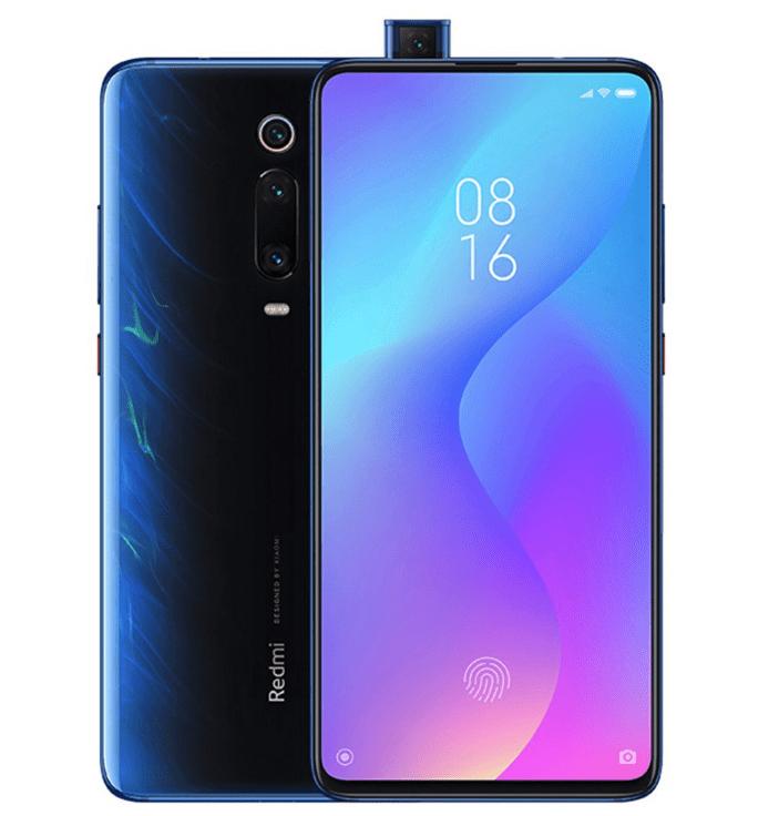 Xiaomi Mi 9T (K20 Pro), 64GB, Glacier Blue-Copy