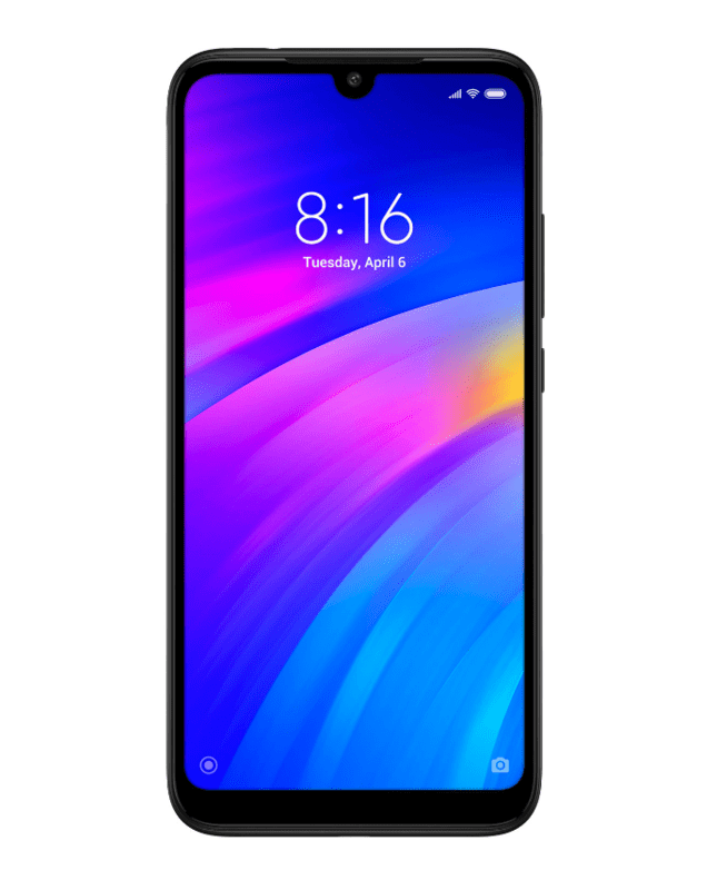 Xiaomi Redmi 7, Dual SIM, 32GB, Eclipse Black-Copy