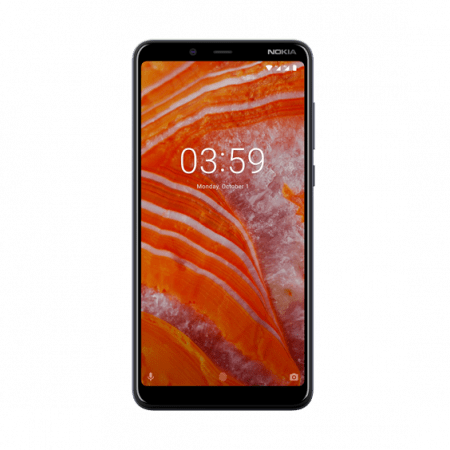 Nokia 3.1 Plus, Dual SIM, 32GB, Baltic