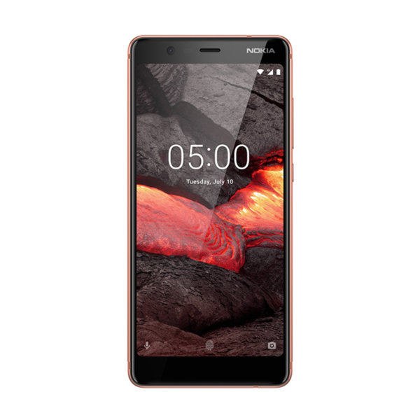 Nokia 5.1, Dual SIM, 16GB, Copper