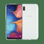 Samsung Galaxy A20e, Dual SIM, 32GB, White