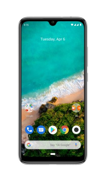 Xiaomi Mi A3, Dual Sim, 128GB, More than White