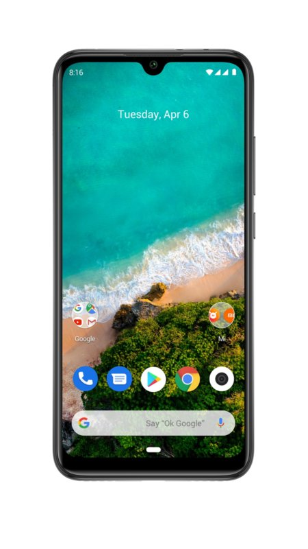 Xiaomi Mi A3, Dual Sim, 128GB, Not just Blue-Copy