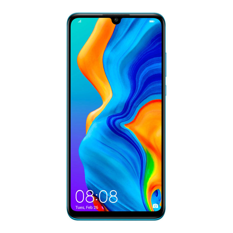 Huawei P30 lite, Dual SIM, 128GB, Black-Copy