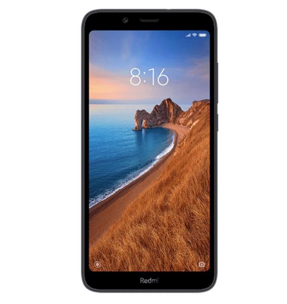 Xiaomi Redmi 7A, Dual SIM, 32GB, Matte Black