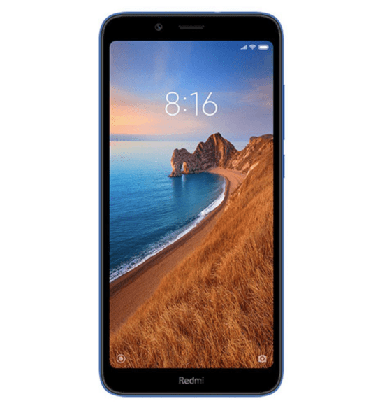 Xiaomi Redmi 7A, Dual SIM, 32GB, Gem Blue