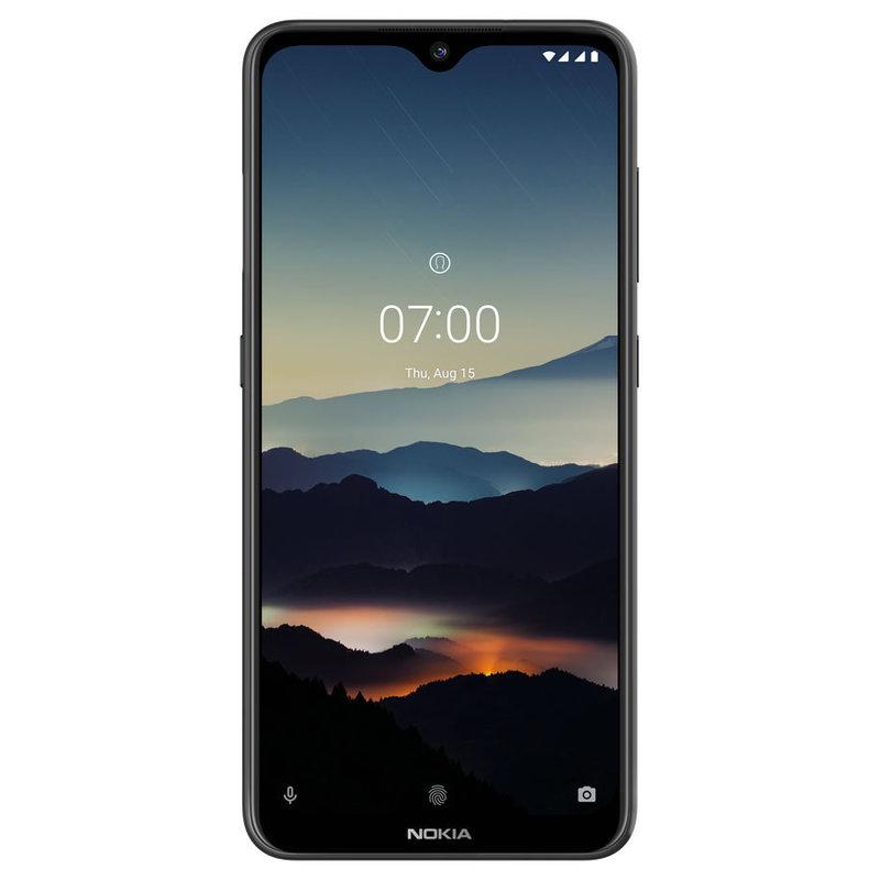 Nokia 7.2, Dual Sim, 128GB, Charcoal