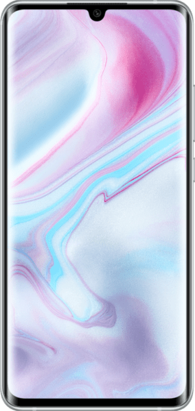 Xiaomi Mi Note 10, 128GB, Glacier White