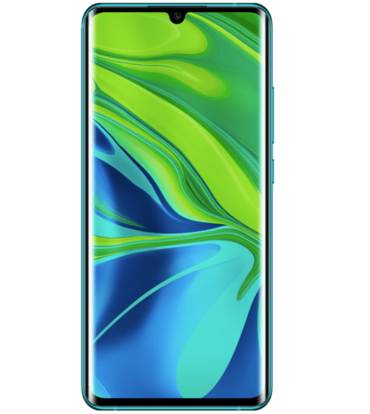 Xiaomi Mi Note 10, 128GB, Aurora Green