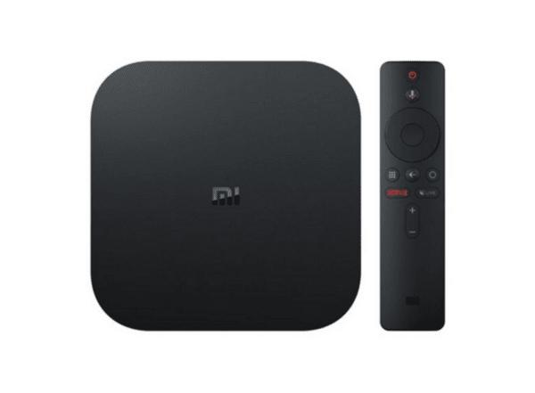 Медиа плеър Xiaomi MI TV Box S, 4K, Черен