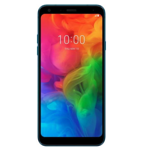 LG Q7, 32GB, Dual SIM, Moroccan Blue