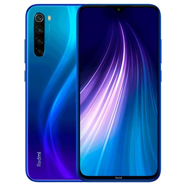 Xiaomi Redmi Note 8, 64GB, Dual SIM, Blue
