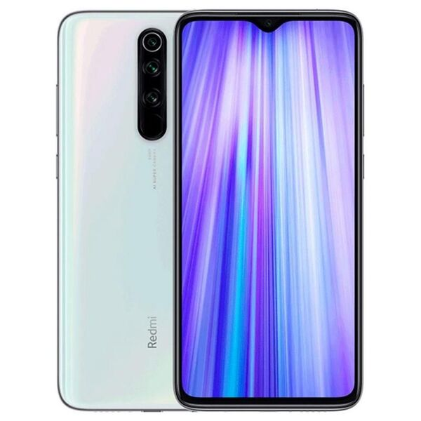 Xiaomi Redmi Note 8, 64GB, Dual SIM, White