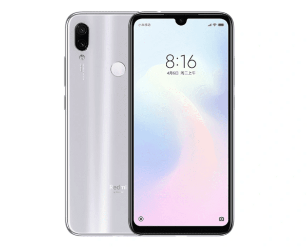Xiaomi Redmi Note 7, 128GB, White