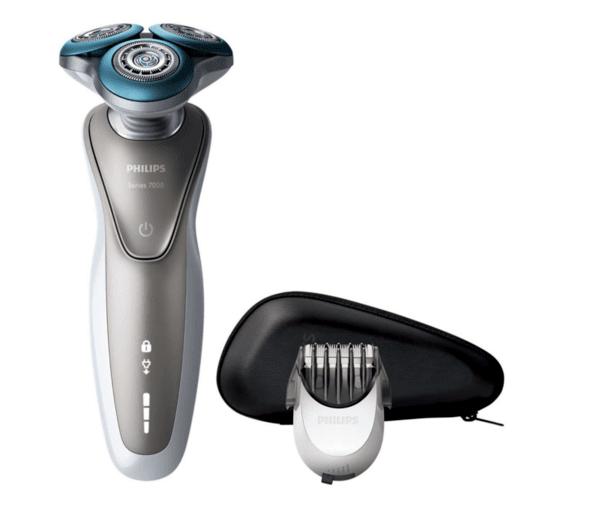 Philips електрическа самобръсначка за мокро и сухо бръснене Shaver series 7000