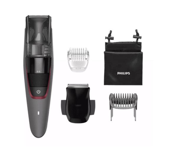 Тример с вакуум Philips Beardtrimmer Series 7000 (BT7510/15)