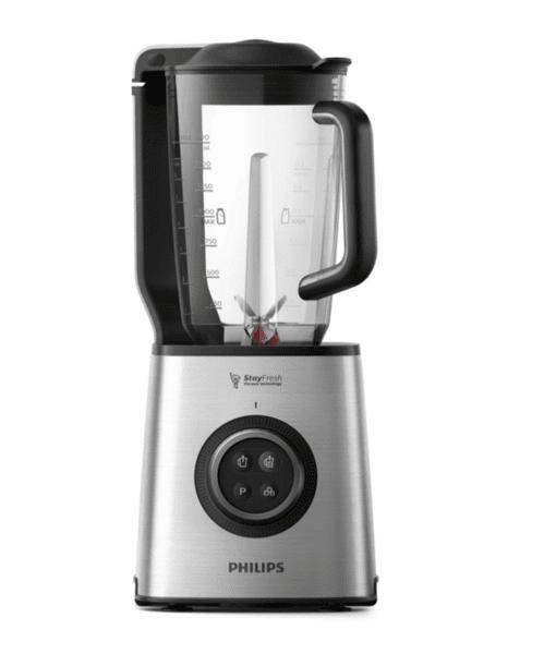 Високоскоростен, вакуумен блендер Philips Avance 1400 W, 35000 RPM, ProBlend 6 3D