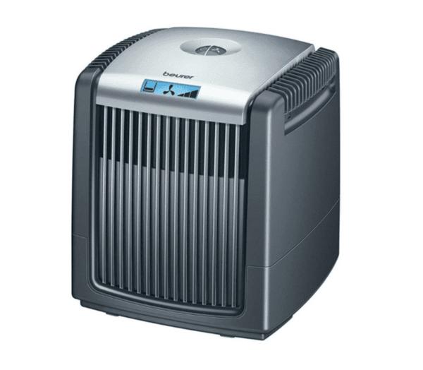 Овлажнител и пречиствател за въздух Beurer LW 220, черен