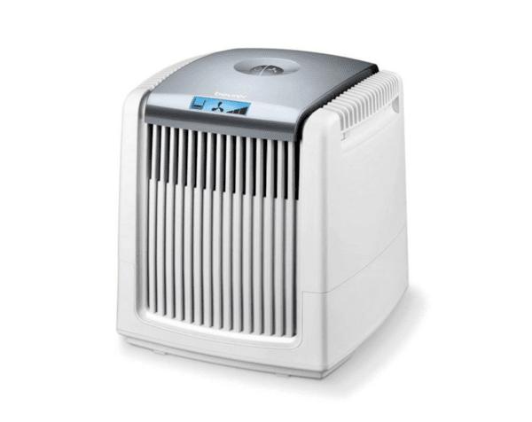 Овлажнител и пречиствател за въздух Beurer LW 220, Бял