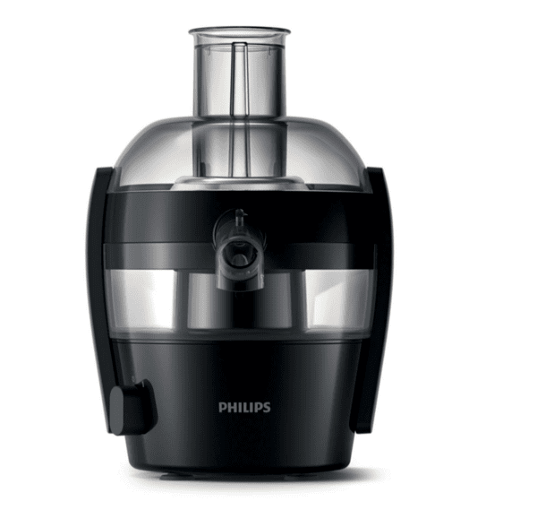 Philips Сокоизстисквачка Viva compact, 1.5 L, 500W, черен