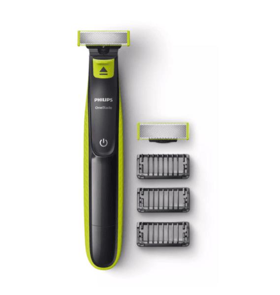 Уред за подстригване, оформяне, бръснене Philips OneBlade (QP2520/30)