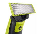 Philips OneBlade Уред за подстригване, оформяне, бръснене, За всякаква дължина на косъма, 3 гребена, С презареждане, за сухо и мокро