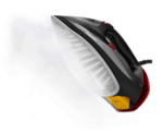 Philips Парна ютия Azur 50 г/мин непрекъсната пара, Парен удар 250 г, Гладеща повърхност SteamGlide Advanced-Copy