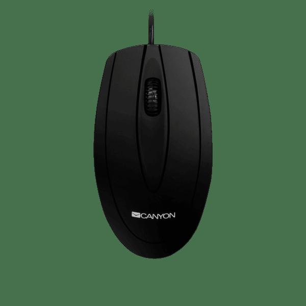 Оптична мишка с кабел Canyon CNE-CMS1