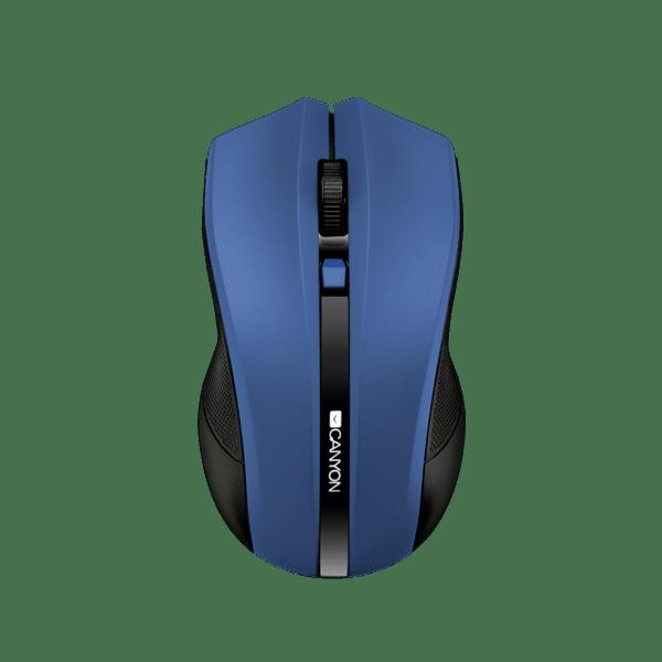 Безжична оптична мишка Canyon CNE-CMSW05BL