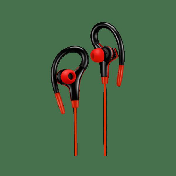 Спортни слушалки с микрофон тип тапи Canyon CNS-SEP2R