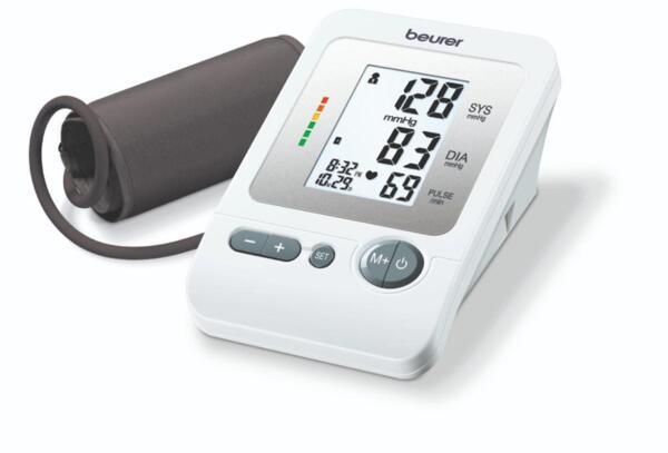Апарат за измерване на кръвно налягане Beurer (BM 26)