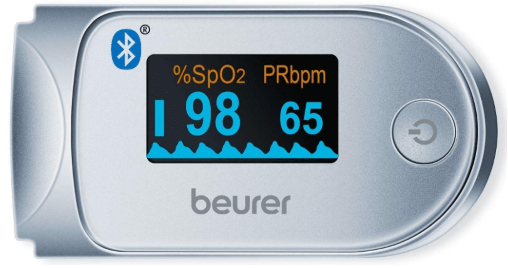 Пулсоксиметър Beurer (PO 60) - ofisitebg.com
