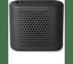 Безжична портативна тонколона Philips, Акумулаторна батерия, 2W, черен