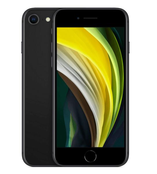 Apple iPhone SE 2020, 64GB, Black