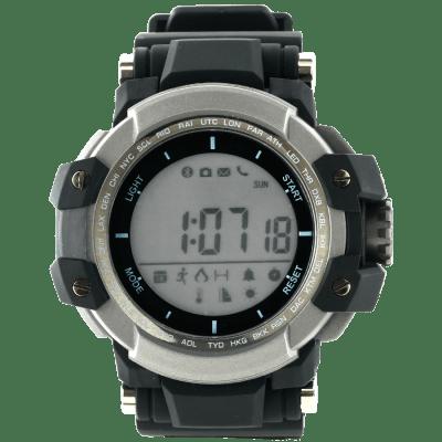 Смарт часовник Canyon Military Style, черен