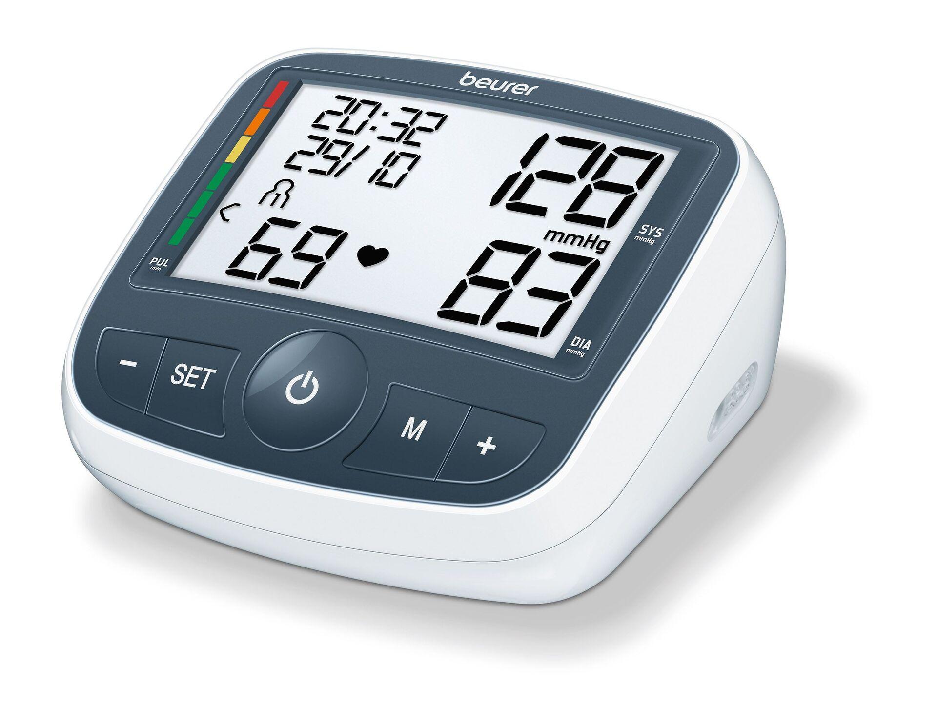 Апарат за измерване на кръвно налягане Beurer (BM 40) - ofisitebg.com