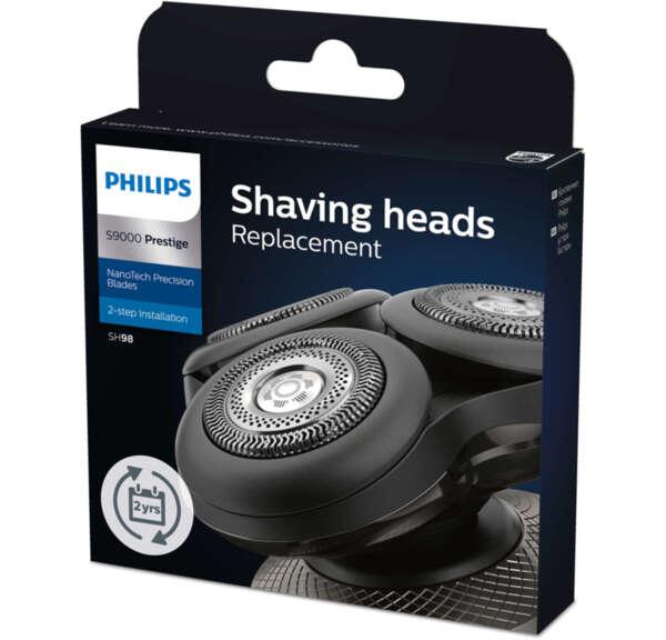 Резервни бръснещи глави Philips Shaver S9000 Prestige (SH98/70)