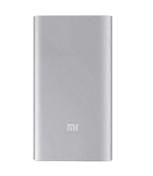 Външна батерия Xiaomi Mi Power Bank 2, 5000mAh, USB, microUSB, сребриста