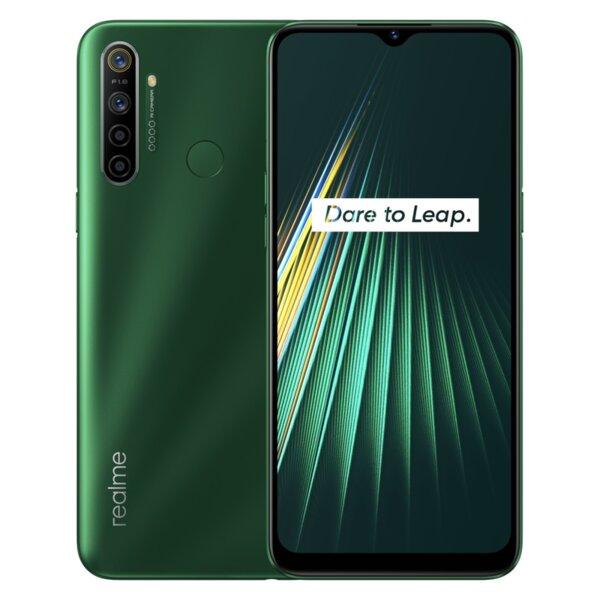 Realme 5i, 64GB, Dual SIM, Forest Green