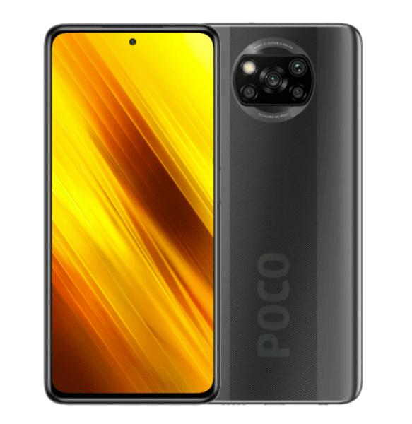 POCO X3 NFC, Dual SIM, 64GB, Shadow Gray