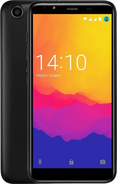 Prestigio Muze F5 LTE, Dual SIM, 16GB, черен
